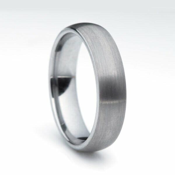 Tungsten Men's Wedding Ring